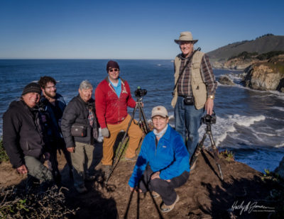 Big Sur Photography Workshop
