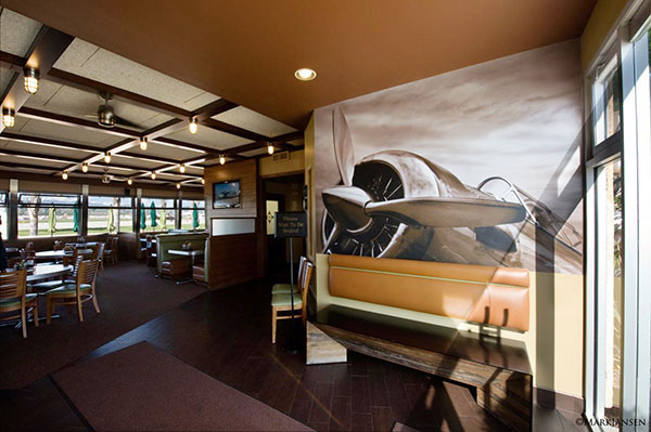 Aviation Murals by Mark Jansen
