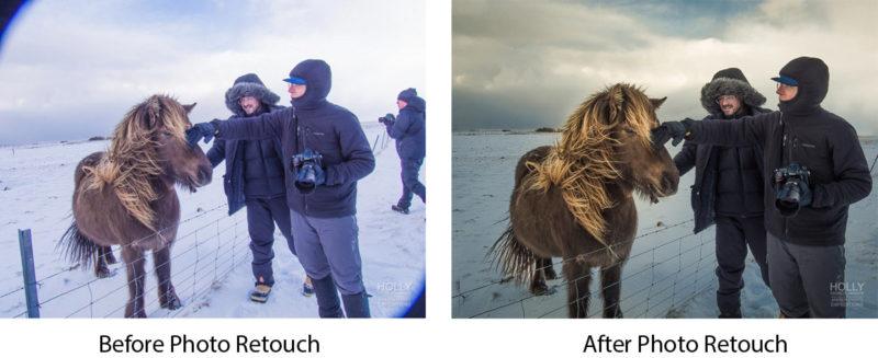 LIghtroom Editing Iceland Photography Workshop