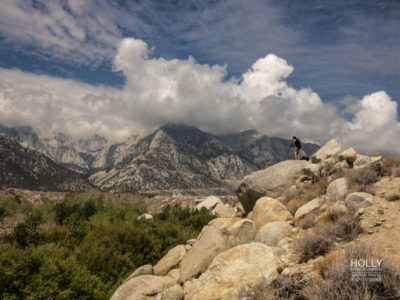 Photographing Mt. Whitney in the Eastern Sierra