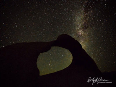 meteor Photography
