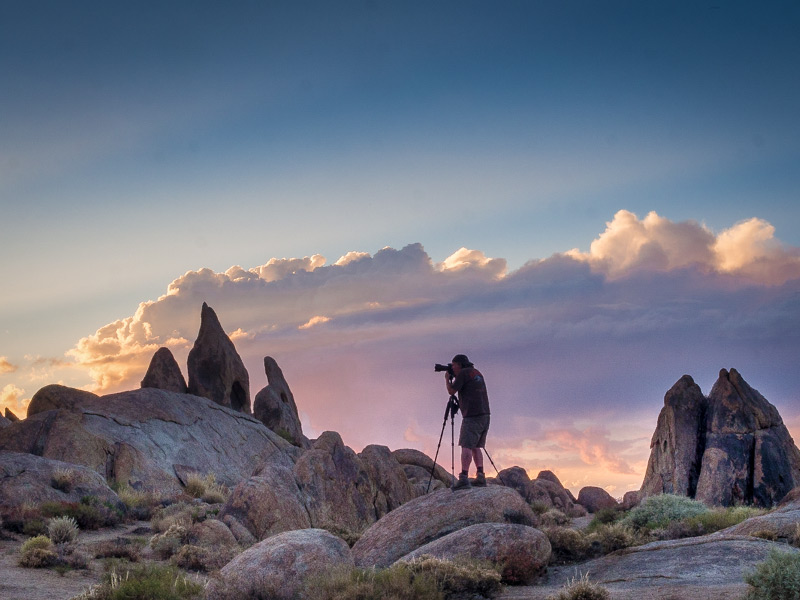 Alabama Hills Eastern Sierra Photography Workshop