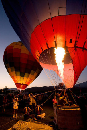 Balloon Festival Photography Workshop