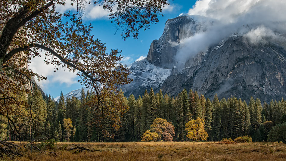 Yosemite Fall Photography Workshop