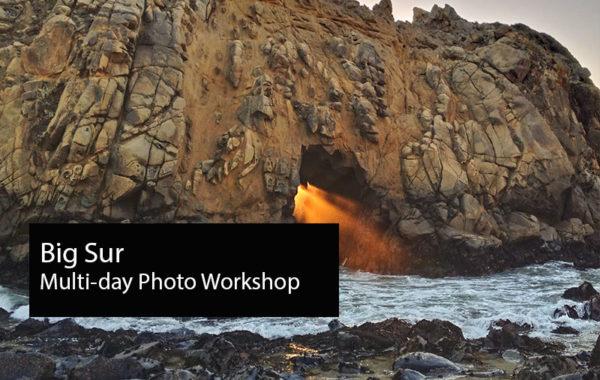 Big Sur Photography Workshop Jansen Photo Expeditions