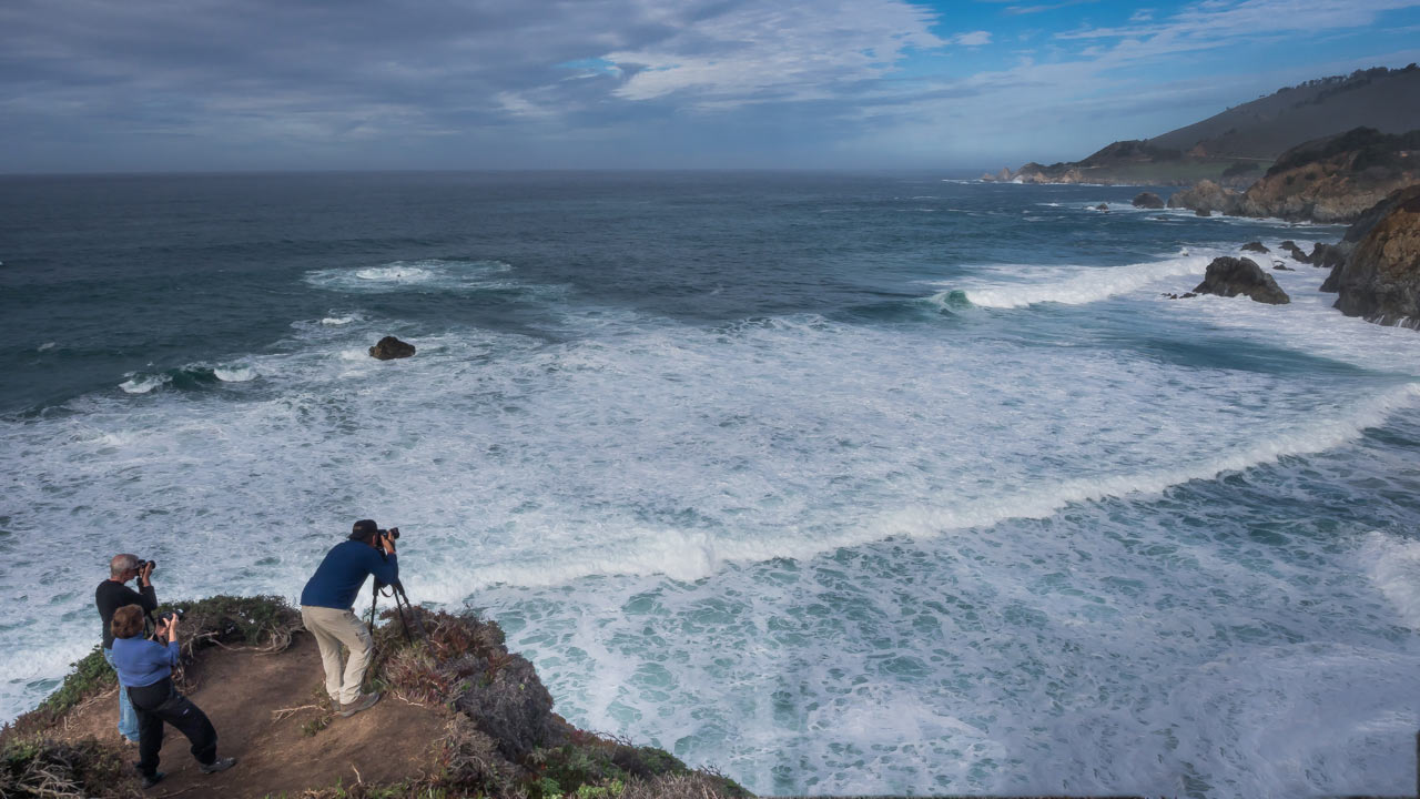 Big Sur Priavate Workshop with Jansen Photo Expeditions