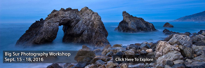 Big Sur Photography Workshop, Jansen Photo Expeditions