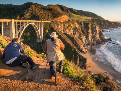 Big Sur Photography Workshop Bixby Bridge