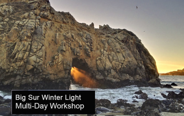 Big Sur Winter Light Multi Day Photography Workshop www.JansenPhotoExpeditions.com