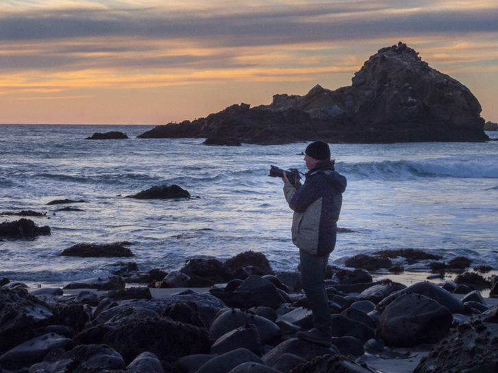 Photographing Big Sur During our Photography Workshop