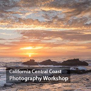 Central Coast CA Sunset