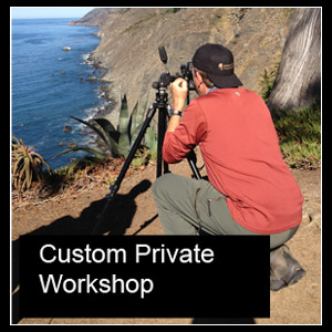 Custom Private Photography workshop