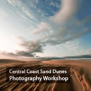 Central Coast California Sand Dunes Photography Workshop