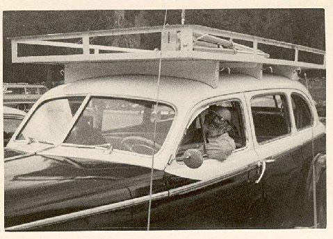Ansel Adams in Yosemite Valley