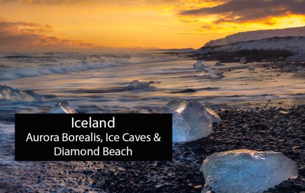 Iceland Diamond Beach, Jansen Photo Expeditions Iceland 2017