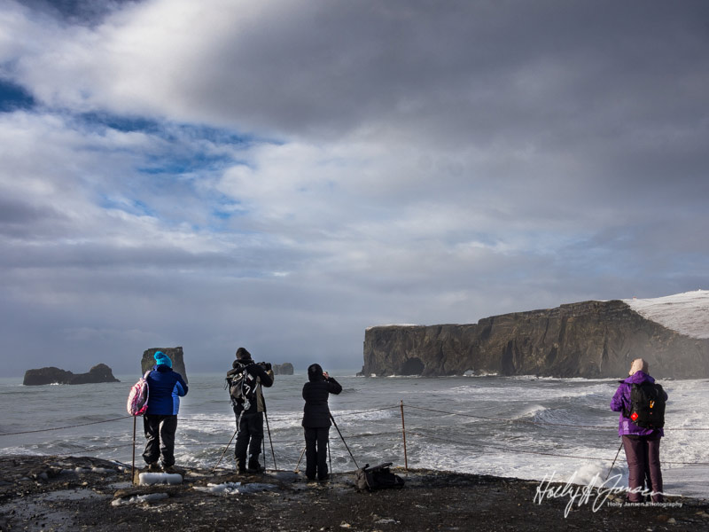 Iceland Photography Workshop Students