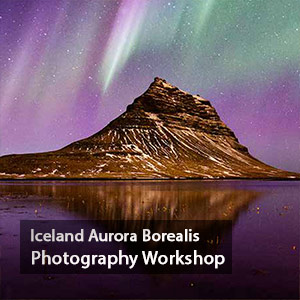 Iceland Aurora Borealis Photography Workshop