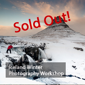Iceland Winter Photography Workshop with Jansen Photo Expeditions