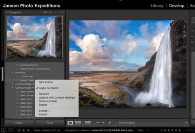 Adobe Lightroom Presets Class