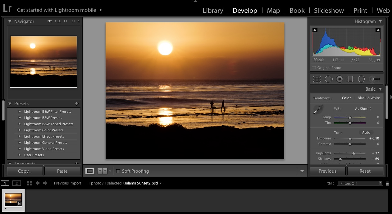 Lightroom and Photoshop Classes online with Jansen Photo Expeditions
