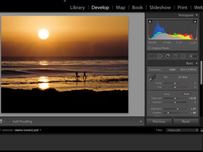 Lightroom Editing Classes