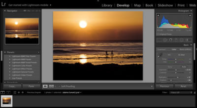 Adobe Lightroom Classes