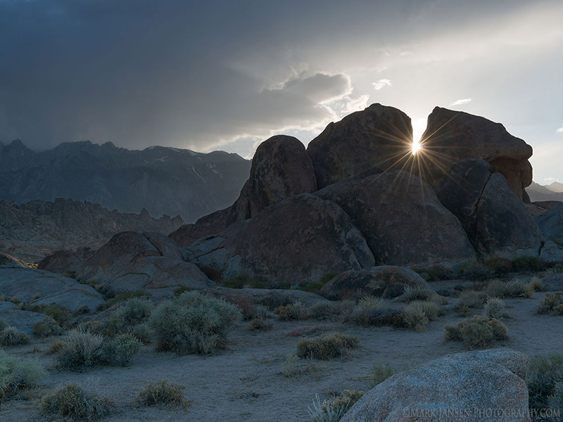 Eastern Sierra Private Photography Workshop