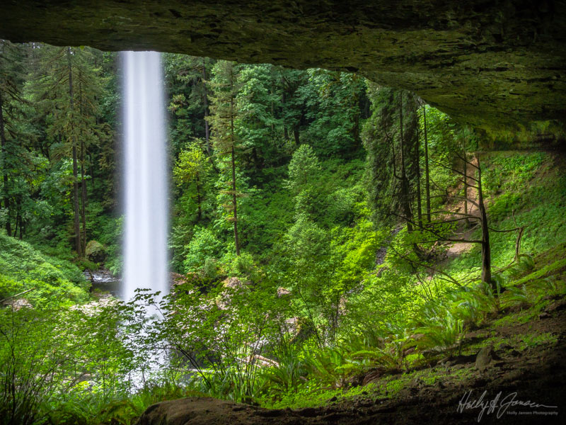 Spectacular Oregon Waterfalls