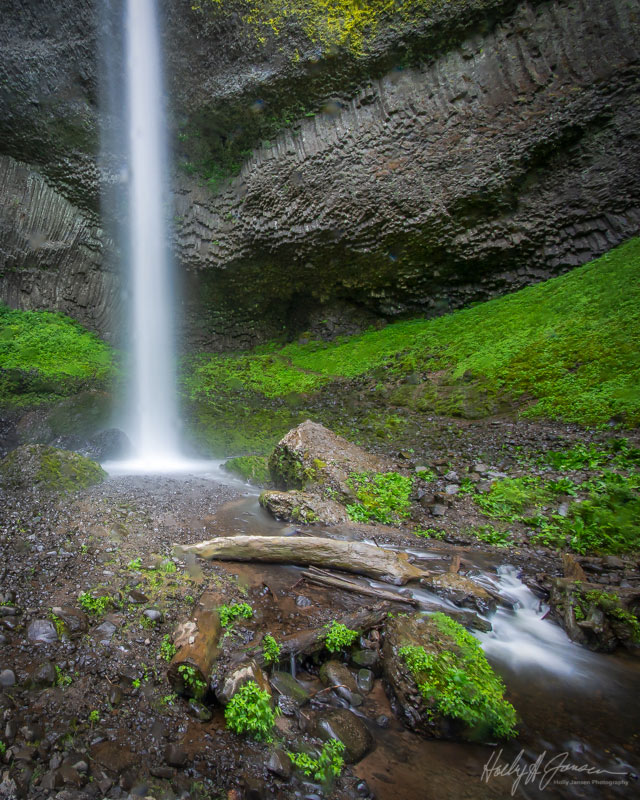 Oregon Photography Workshop Waterfalls