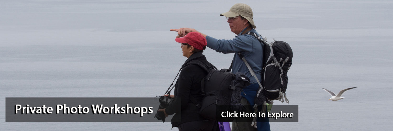 Private Photography Workshop, Jansen Photo Expeditions