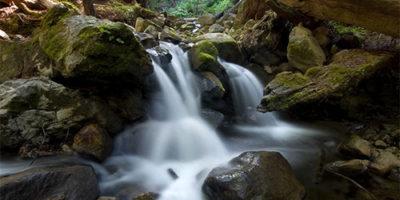 Big Sur Cascade