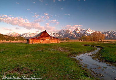 Grand Teton National Park Private Photography Workshop, Jansen Photo Expeditions