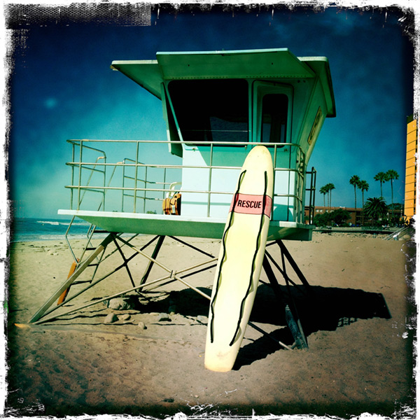 Ventura-lifeguard-station
