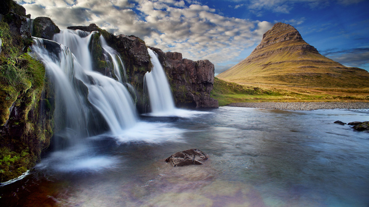 Westfjords Photography Workshop at Kirkjufoss, Iceland