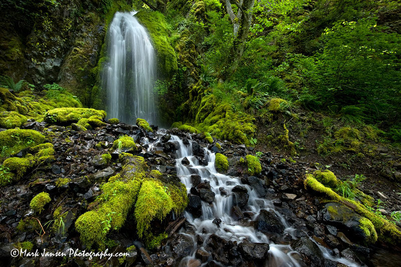 Oregon Waterfall Photography