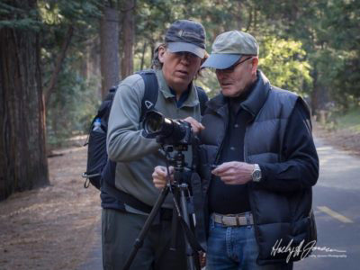 Private Photography Workshops in Yosemite National park with Jansen Photo Expeditions