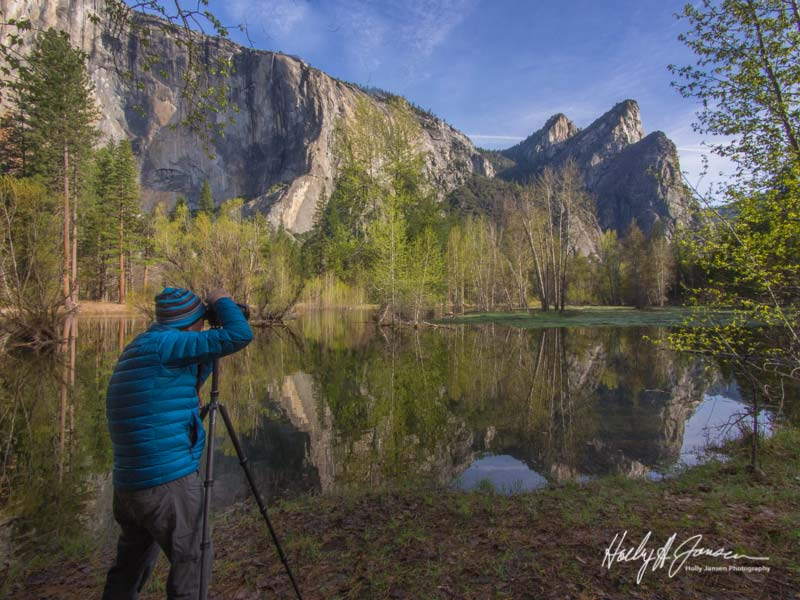 Photograph Yosemite in a private photography workshop