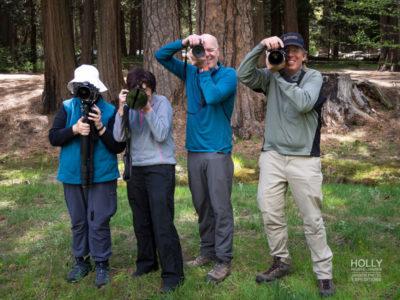 Group Photography Workshop Yosemite