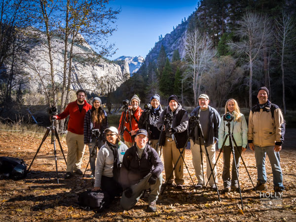 Yosemite Photography workshop Jansen Photo Expeditions