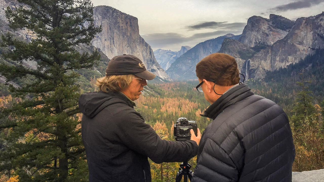 Yosemite Private Photography Workshop with Jansen Photo Expeditions