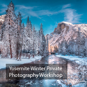 Yosemite Private Photography Workshop