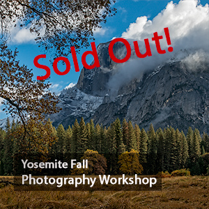 Yosemite Fall Photography Workshop with Jansen Photo Expeditions