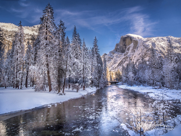 Yosemite winter private photography Workshop