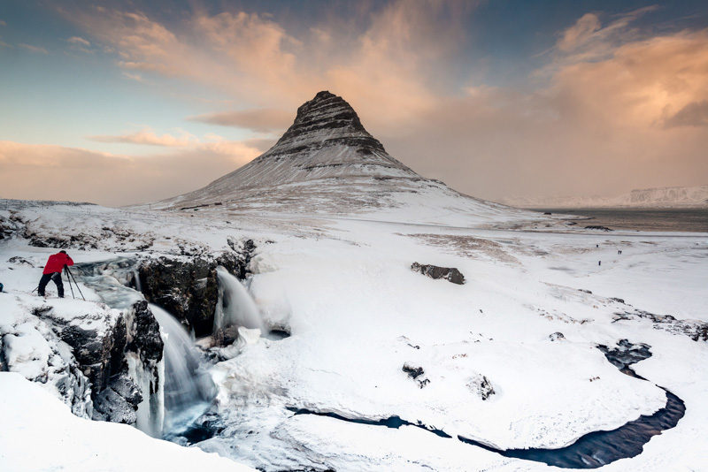 Iceland Photography workshop at kirkjufell