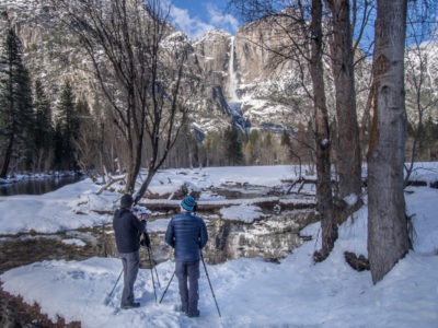 Private Yosemite Photography Workshop